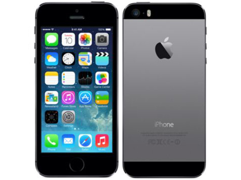 Apple iPhone 5s 製品画像
