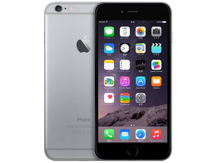 Apple iPhone 6 Plus 製品画像