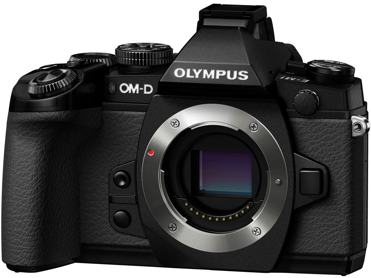 OLYMPUS OM-D E-M1 ボディ の製品画像