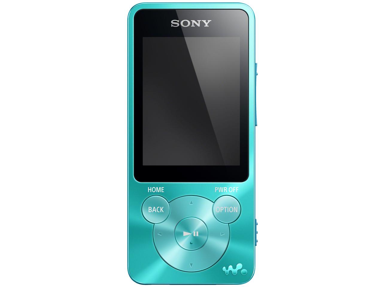 NW-S14 [8GB] の製品画像