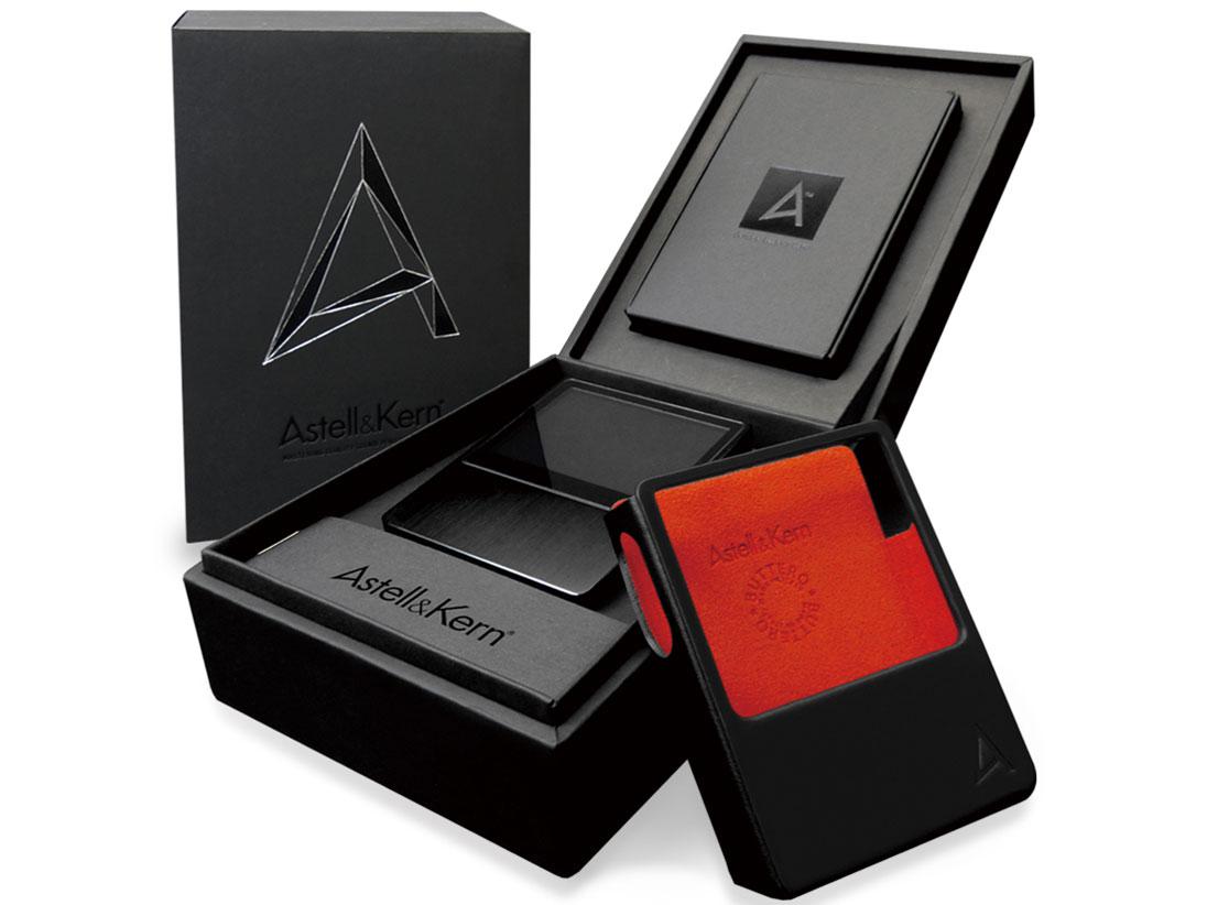 Astell&Kern AK100MKII [32GB] の製品画像