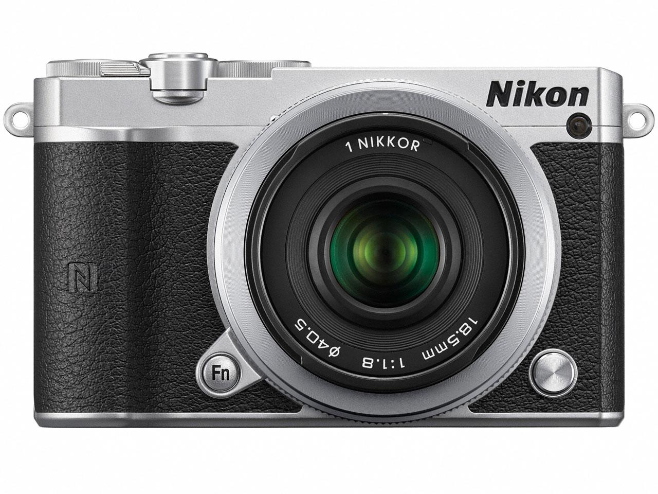 Nikon 1 J5 ダブルレンズキット の製品画像