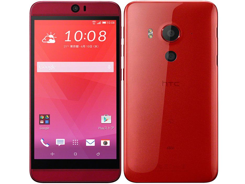HTC HTC J butterfly HTV31 製品画像