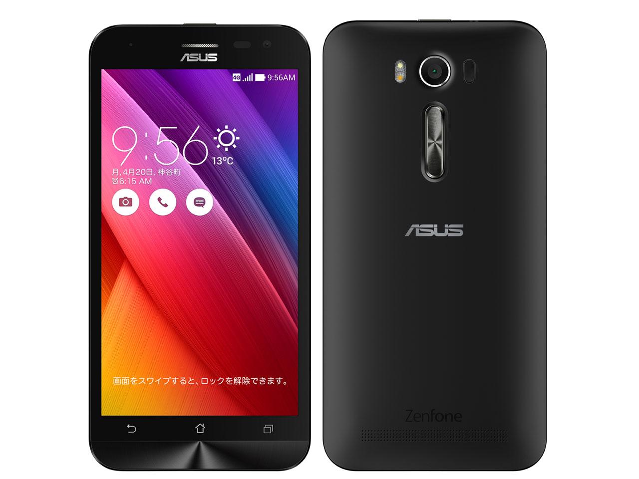 ASUS ZenFone 2 Laser 製品画像