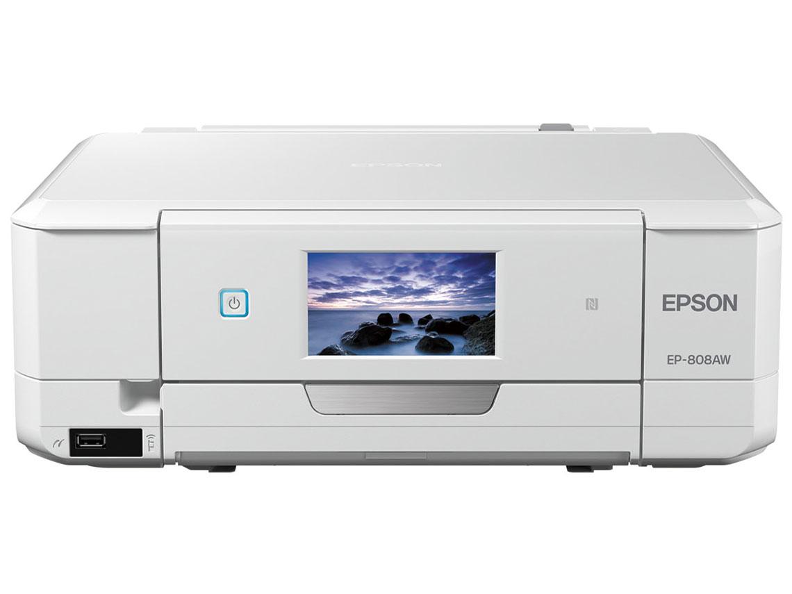 カラリオ EP-808A の製品画像