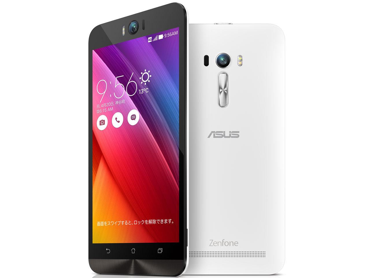ASUS ZenFone Selfie 製品画像