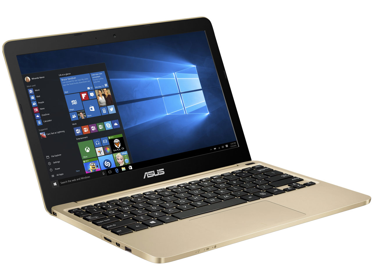 ASUS VivoBook R209HA の製品画像