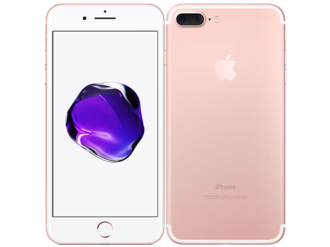 Apple iPhone 7 Plus 製品画像