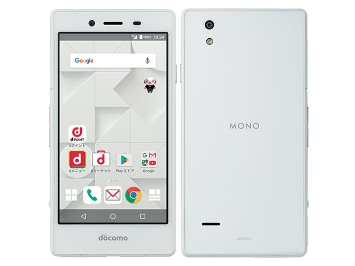 ZTE MONO MO-01J 製品画像