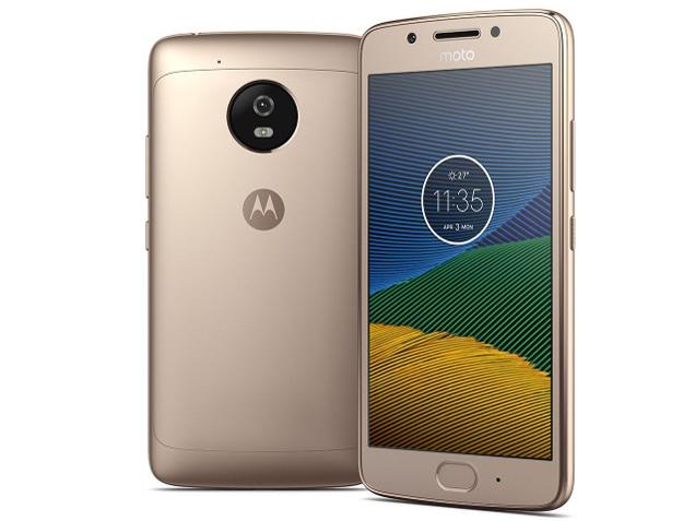 Moto G5 SIMフリー の製品画像