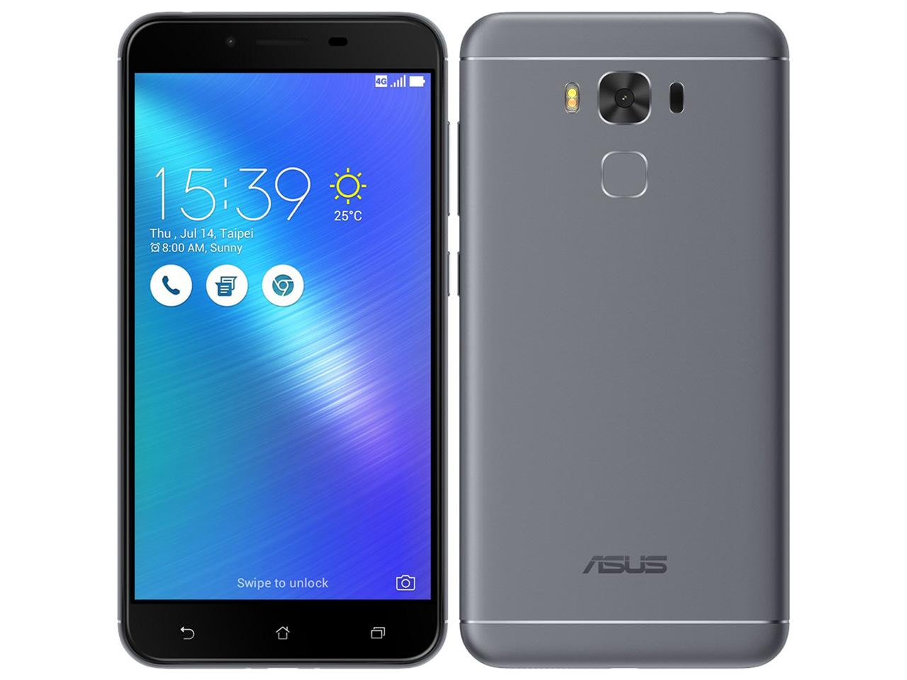 ASUS ZenFone 3 Max ZC553KL 製品画像