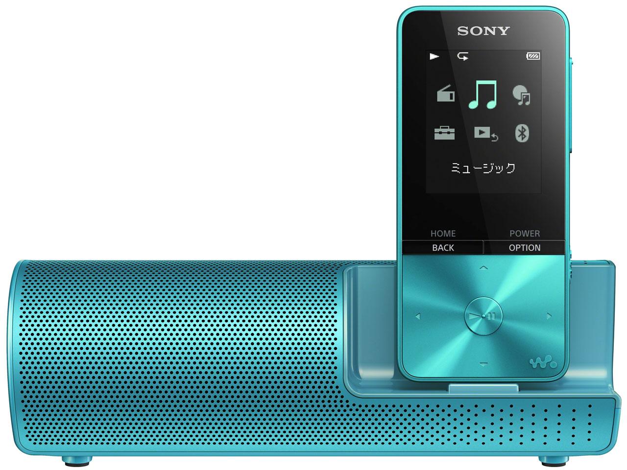 NW-S315K [16GB] の製品画像