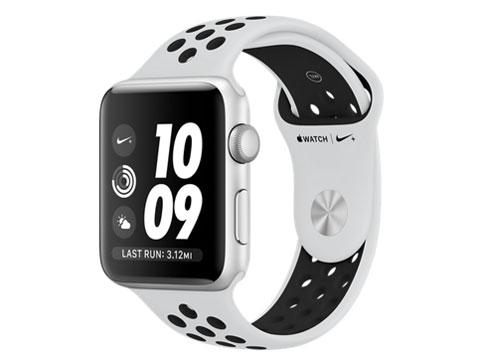 Apple Watch Nike+ Series 3 GPSモデル 42mm の製品画像