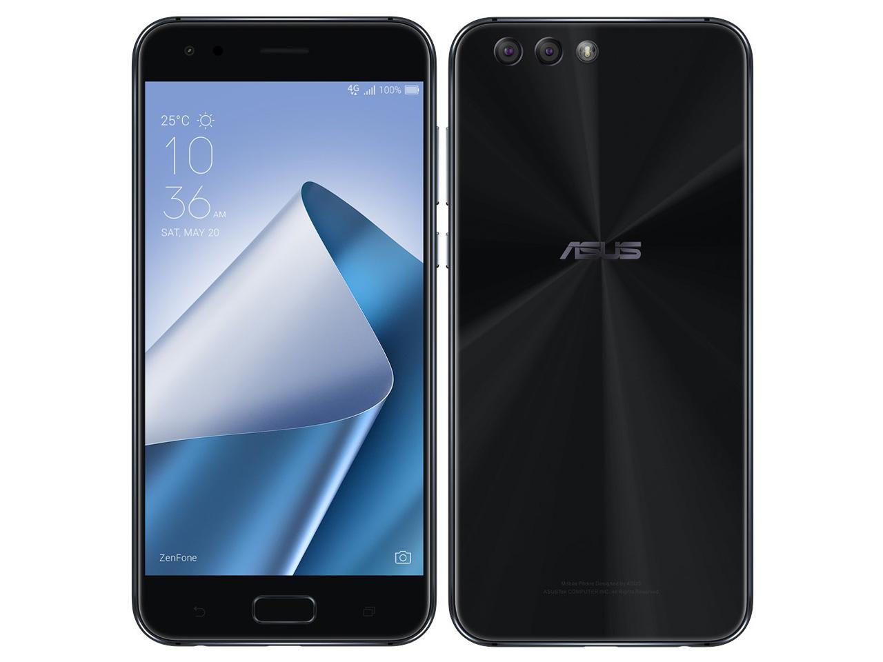 ASUS ZenFone 4 製品画像