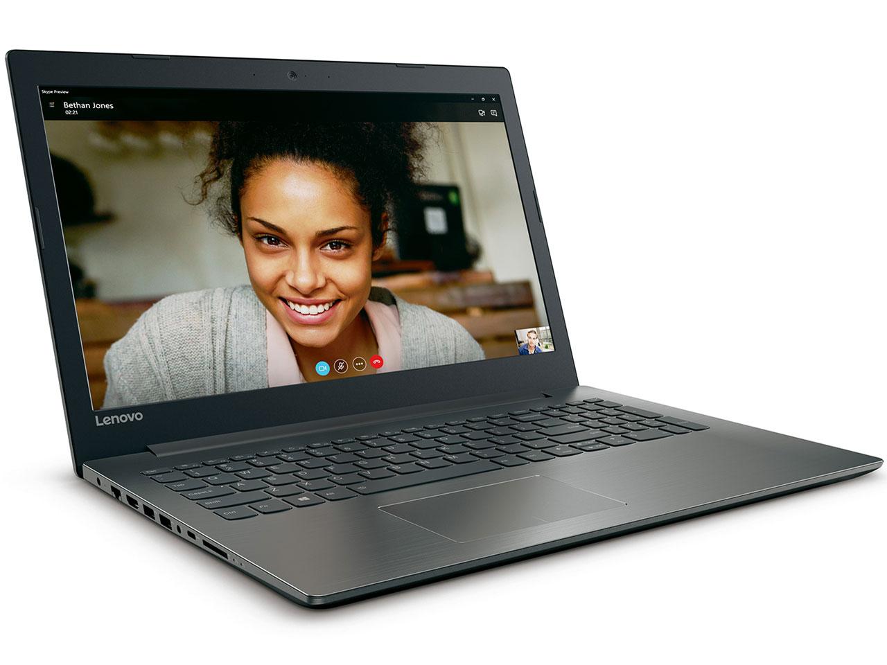 ideapad 320 Core i7・8GBメモリー・1TB HDD+128GB SSD FHD搭載モデル の製品画像