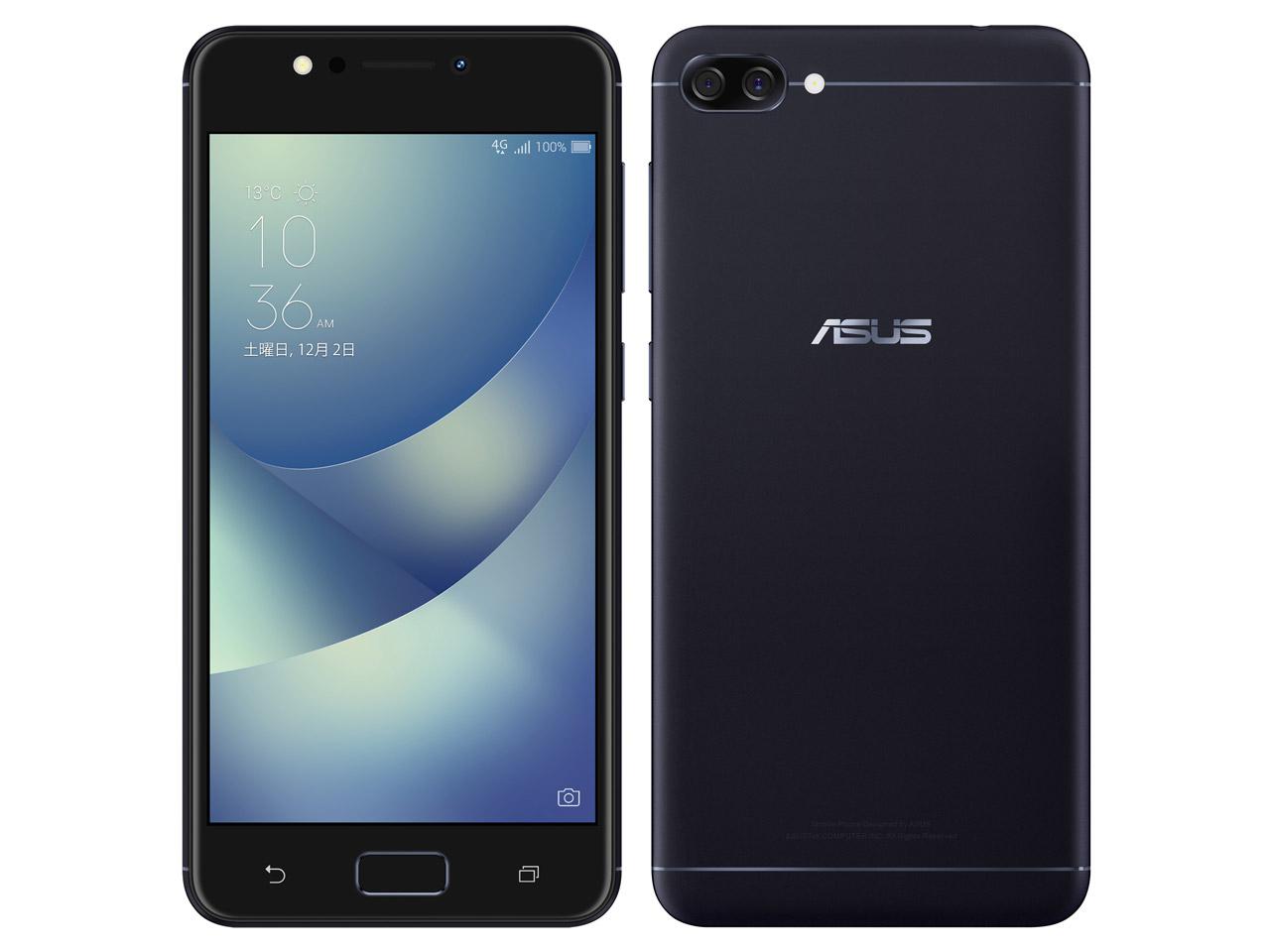 ASUS ZenFone 4 Max 製品画像