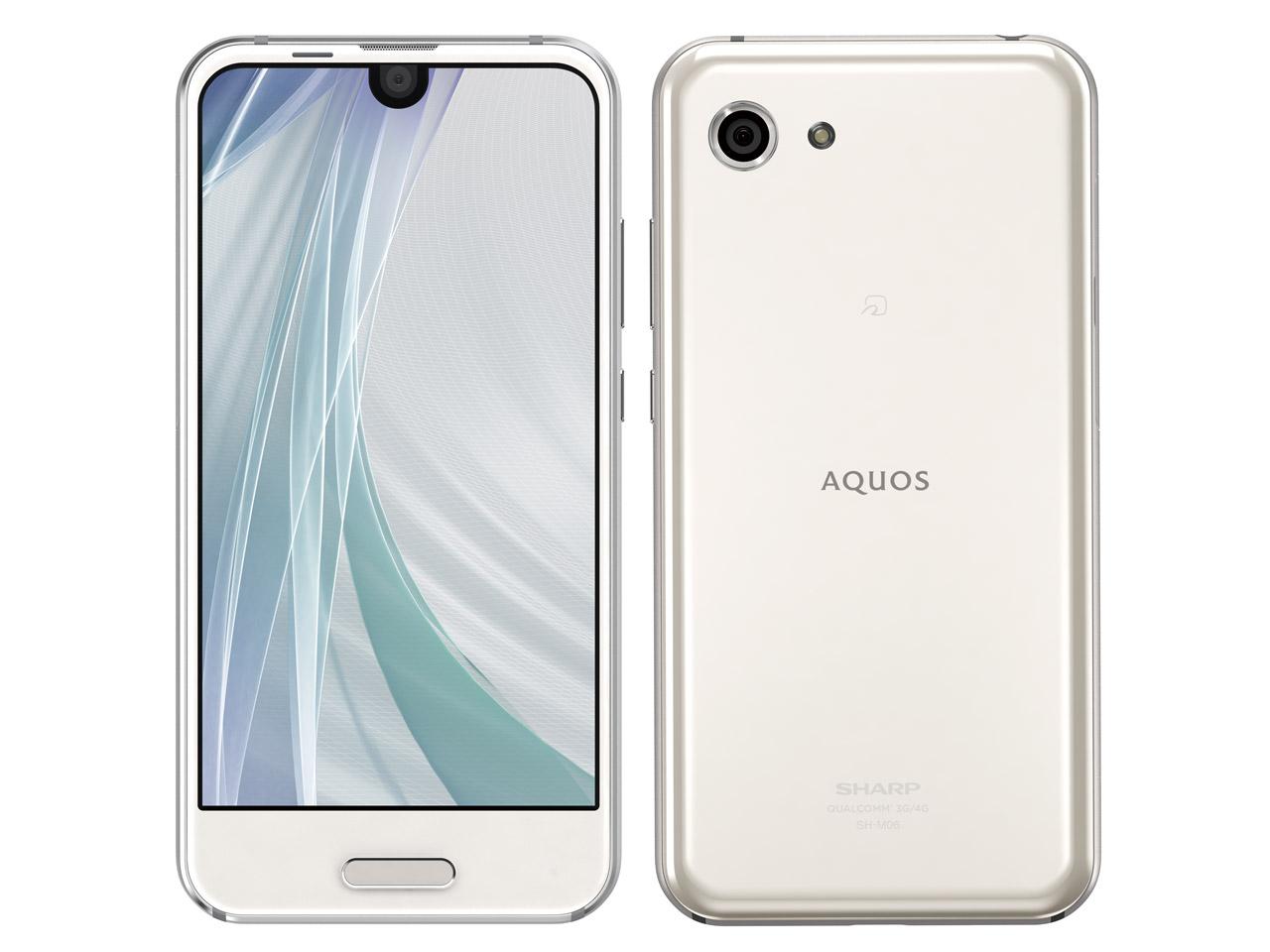 シャープ AQUOS R compact 製品画像