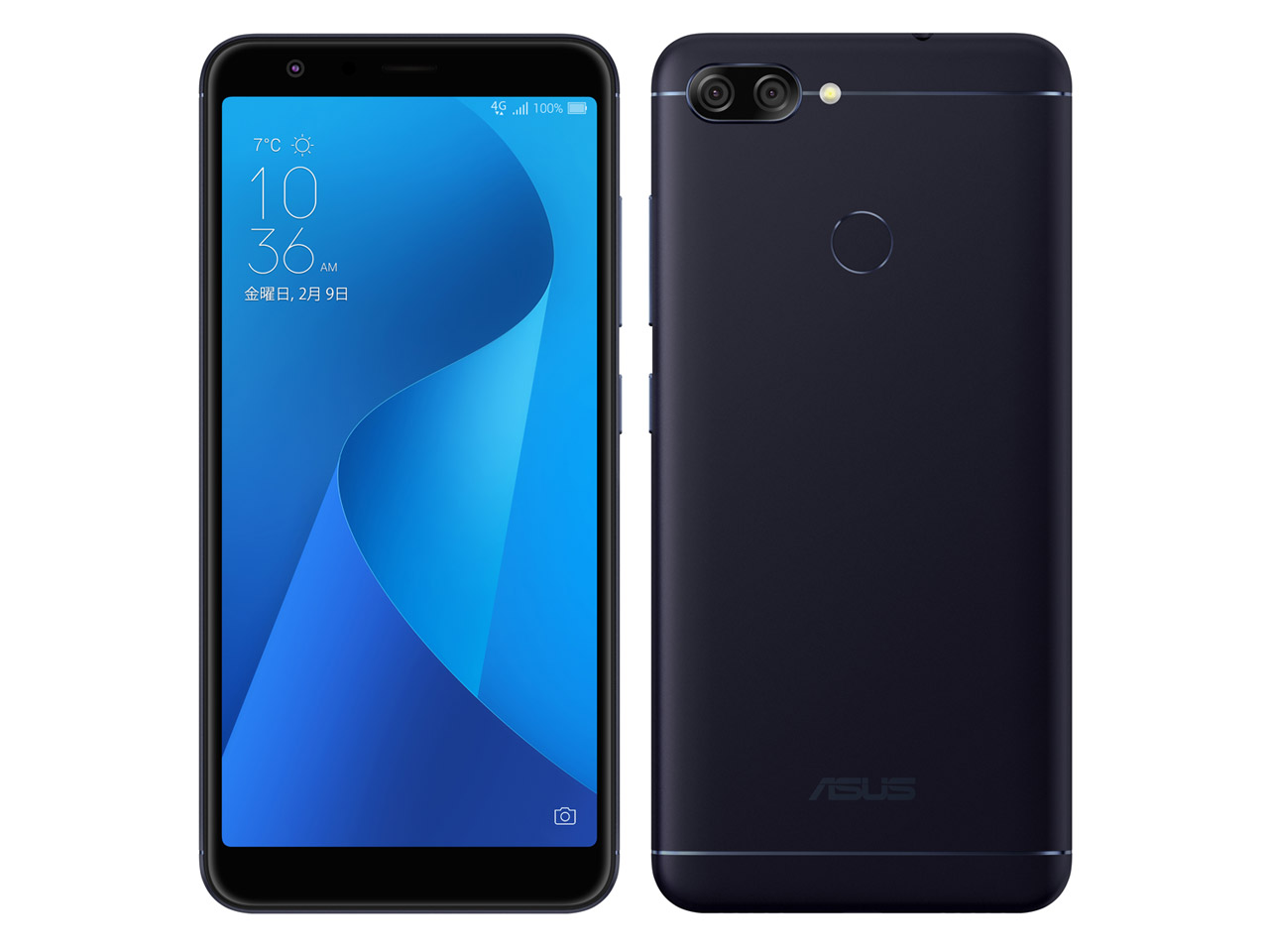 ZenFone Max Plus (M1) SIMフリー の製品画像