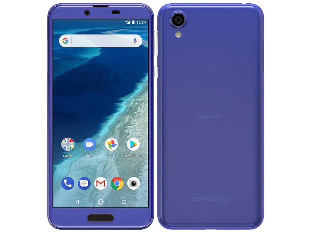 シャープ Android One X4 製品画像