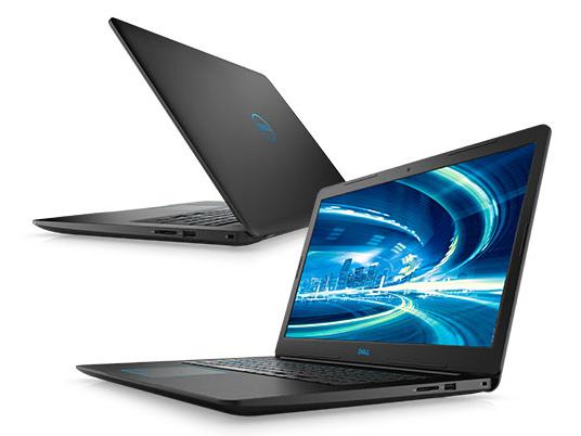 Dell G3 17 プレミアム Core i5 8300H・8GBメモリ・256GB PCIe SSD・GTX 1050搭載モデル の製品画像