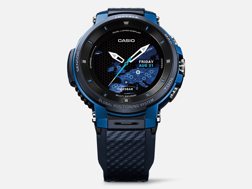 Smart Outdoor Watch PRO TREK Smart WSD-F30 の製品画像