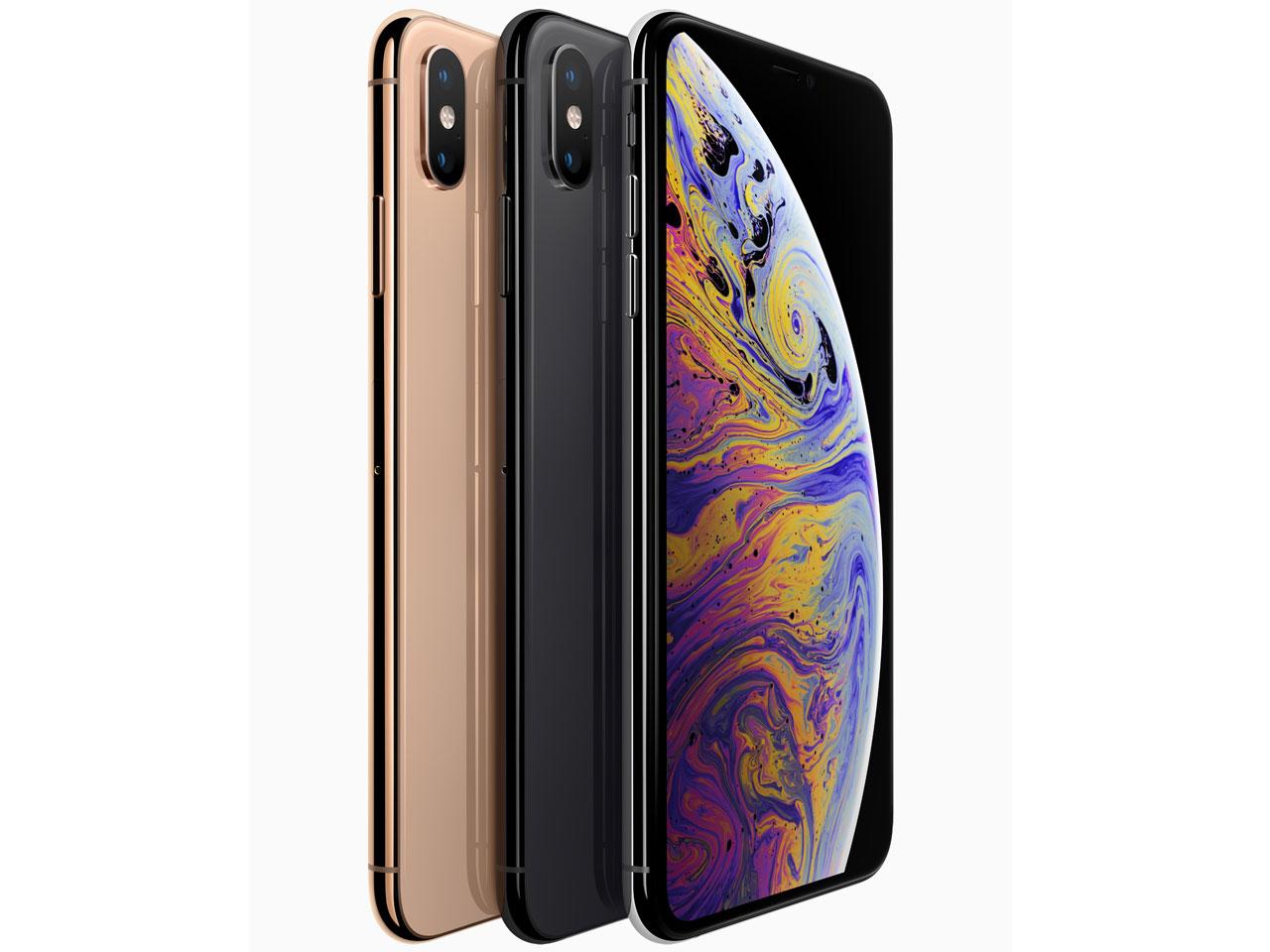 iPhone XS 64GB docomo の製品画像