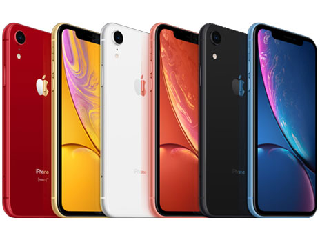 Apple iPhone XR 製品画像