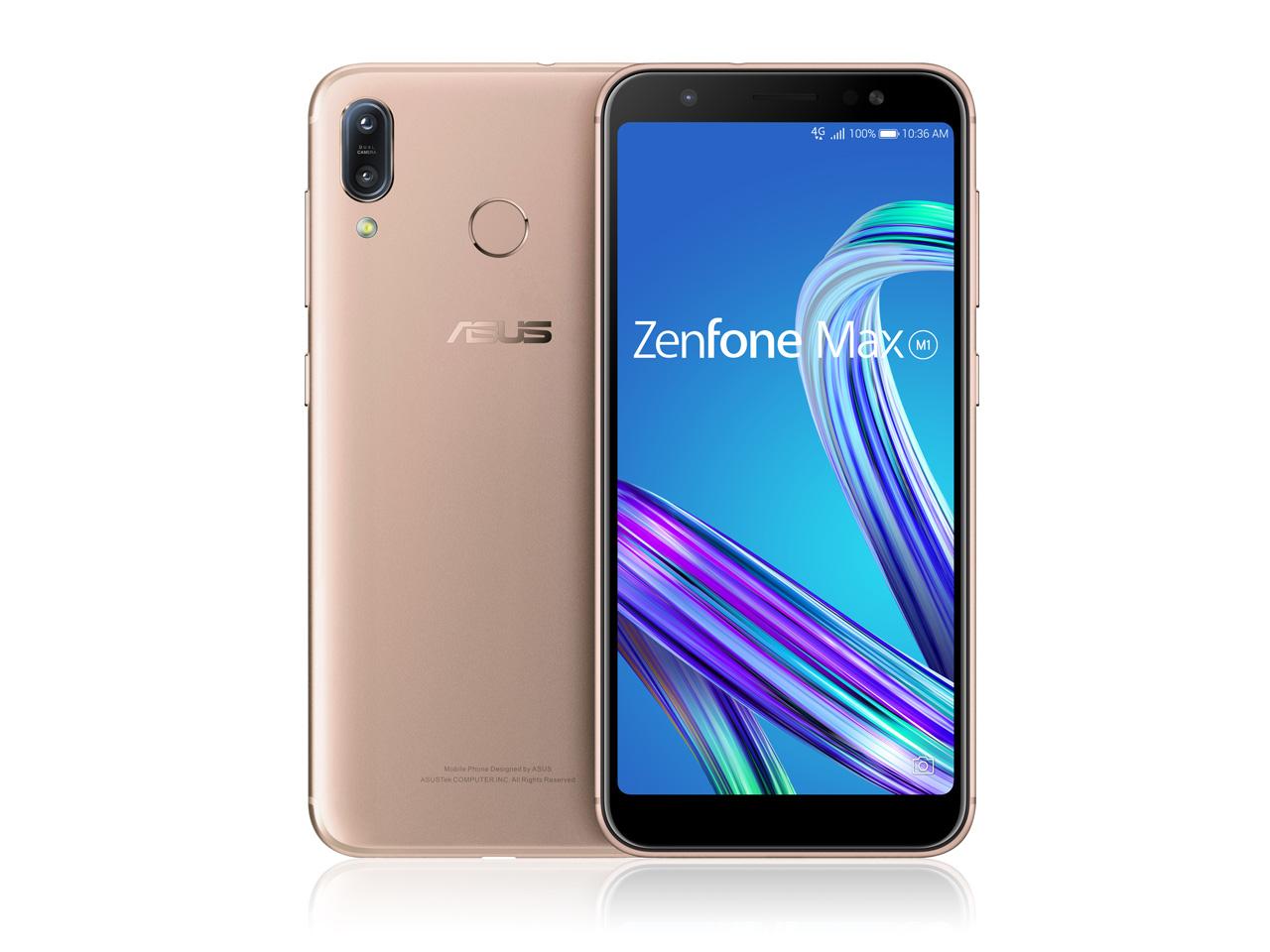 ASUS ZenFone Max (M1) 製品画像