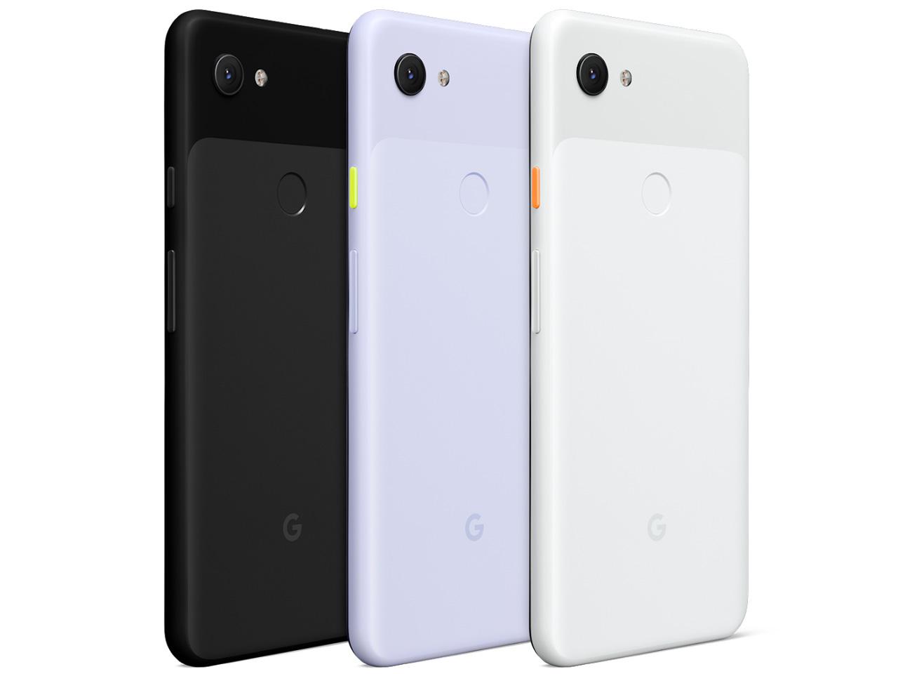 Google Pixel 3a SIMフリー の製品画像