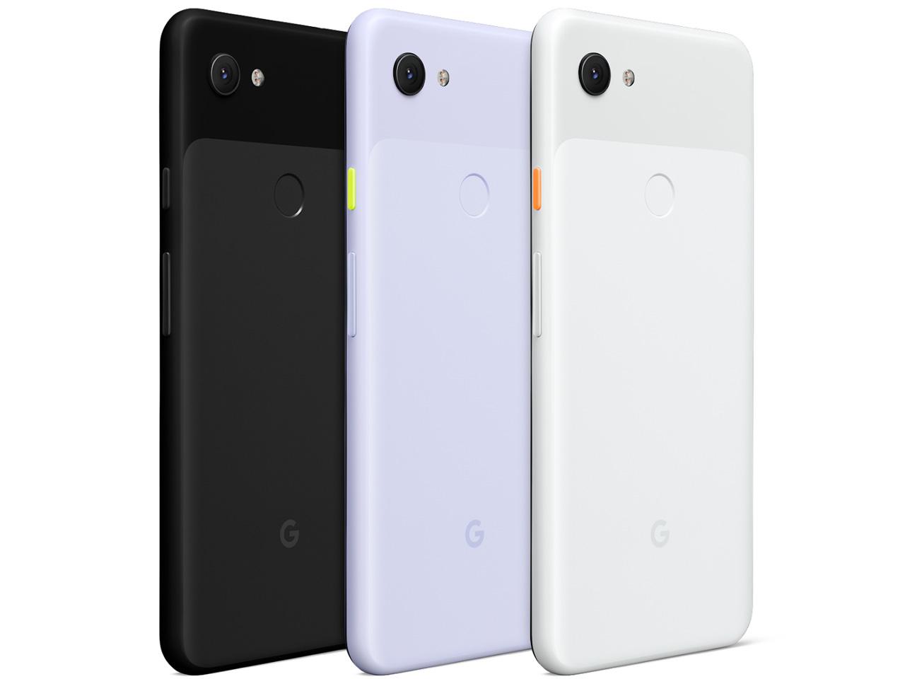 Google Google Pixel 3a XL 製品画像