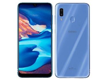 サムスン Galaxy A30 製品画像