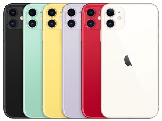 Apple iPhone 11 製品画像