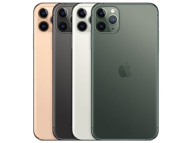Apple iPhone 11 Pro Max 製品画像
