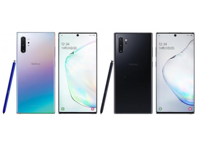 サムスン Galaxy Note10+ 製品画像