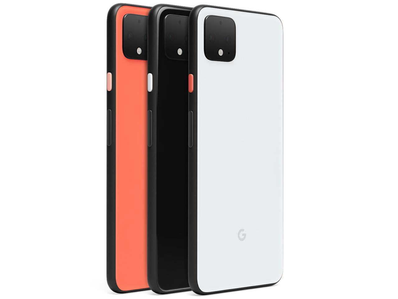 Google Google Pixel 4 製品画像
