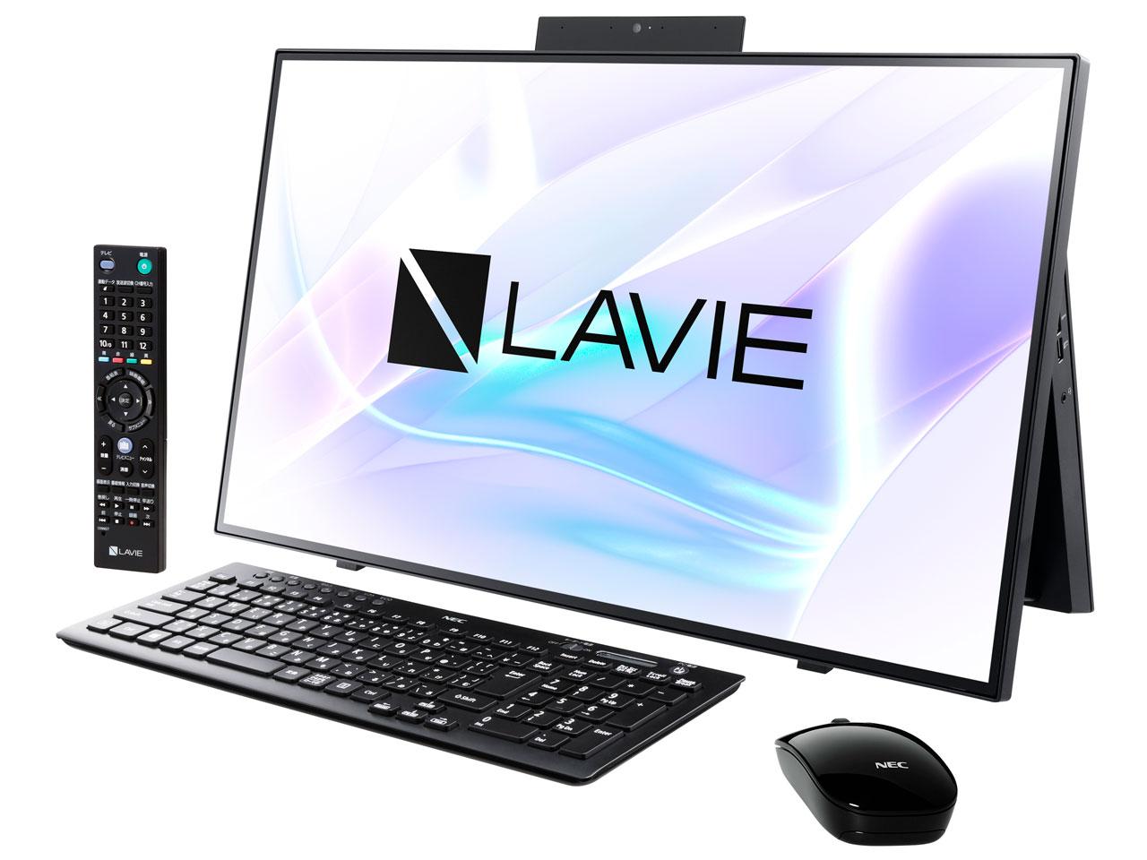 LAVIE Home All-in-one HA770/RA 2020年春モデル