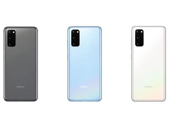 サムスン Galaxy S20 5G 製品画像