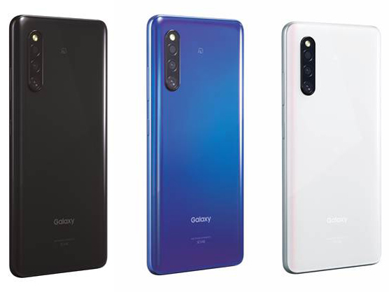 Galaxy A41 SIMフリー の製品画像