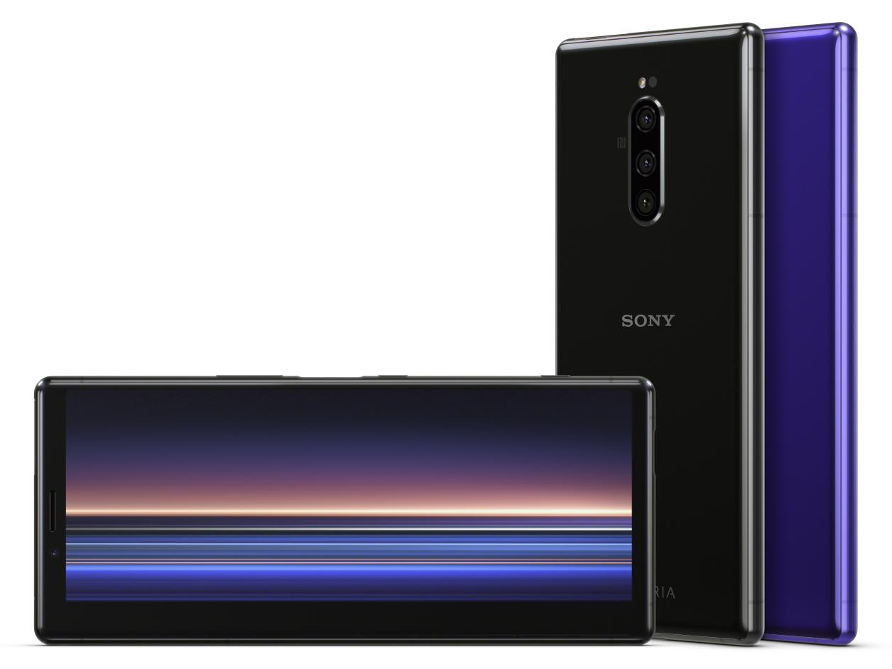 SONY Xperia 1 製品画像