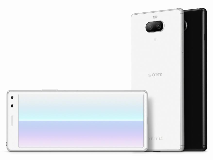 ソニーモバイルコミュニケーションズ Xperia 8 Lite 製品画像