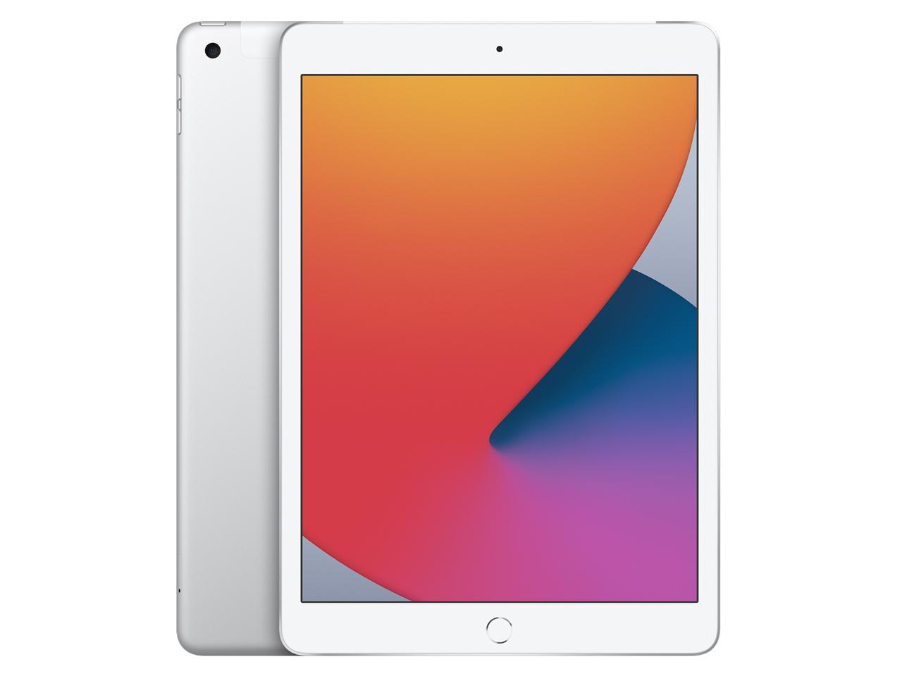 iPad 10.2インチ 第8世代 Wi-Fi+Cellular 32GB 2020年秋モデル au の製品画像