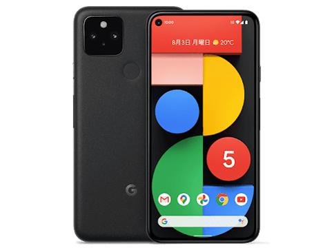 Google Google Pixel 5 製品画像
