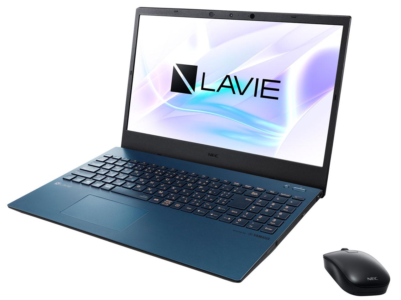LAVIE N15 N1575/BA 2021年春モデル
