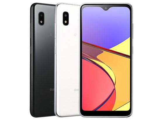 サムスン Galaxy A21 製品画像