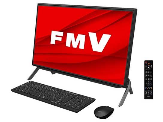 FMV ESPRIMO FHシリーズ WF1/F1 KC_WF1F1 TV機能・Core i7・16GBメモリ・SSD 256GB+HDD 2TB・Blu-ray・Office搭載モデル
