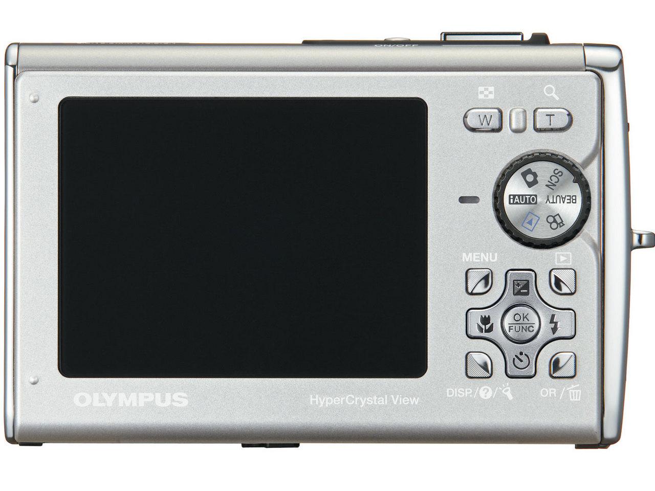 『本体 背面』 μ TOUGH-8000 の製品画像