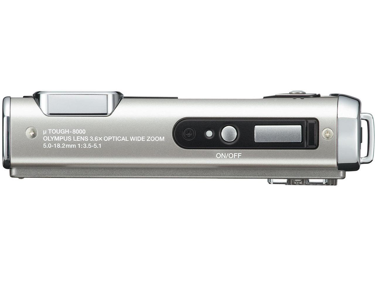 『本体 上面』 μ TOUGH-8000 の製品画像