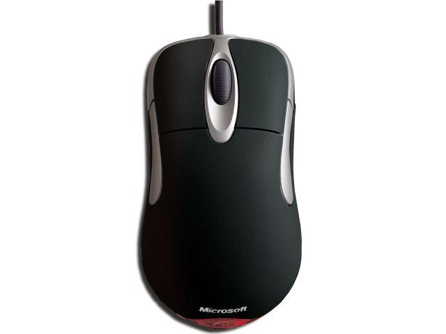 IntelliMouse Optical (Black) D58-00067 の製品画像