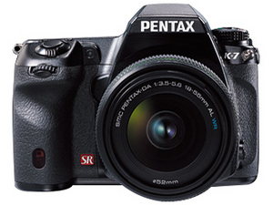 『本体 正面』 PENTAX K-7 ボディ の製品画像