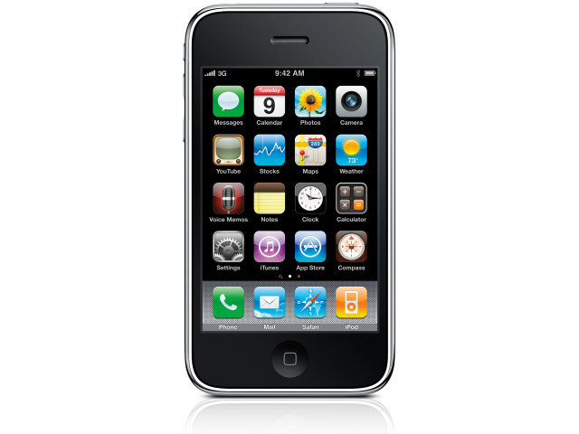 iPhone 3GS 32GB SoftBank の製品画像